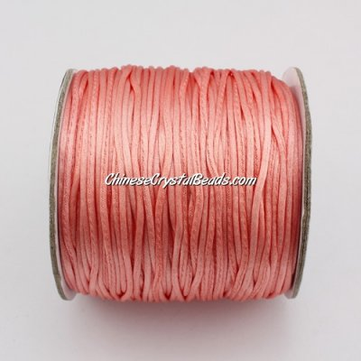 1.5mm Satin Rattail Cord thread, #33, 80Yard spool