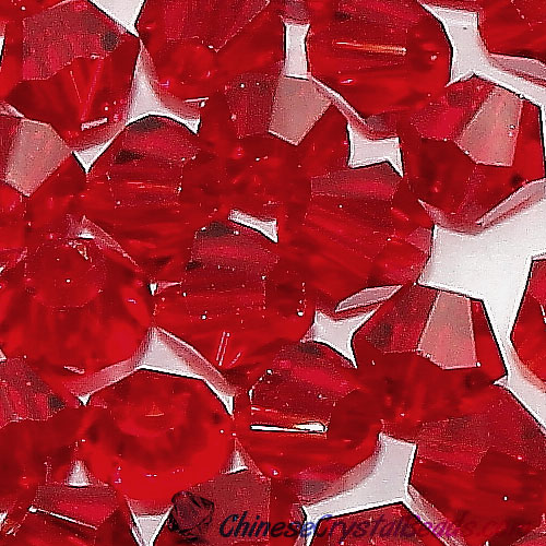 700pcs Chinese Crystal 4mm Bicone Beads,dark siam, AAA quality