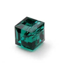 Crystal Cube beads