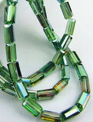 Crystal Cuboid Beads