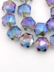Hexagon Beads