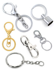 Key Chains & Key Rings