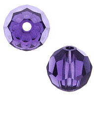 Crystal Round Beads