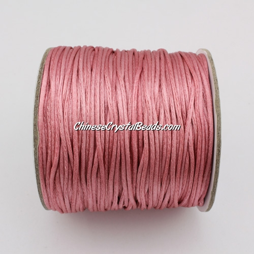 1.5mm Satin Rattail Cord thread, #36,80Yard spool