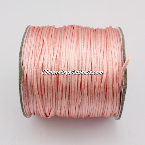1.5mm Satin Rattail Cord thread, #34, 80Yard spool