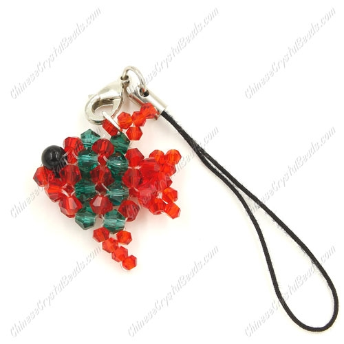 3D Beading crystal fish Charm Kit, #4